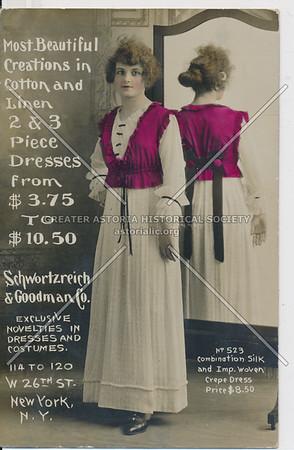 Cotton & Linen Schwortzreich
