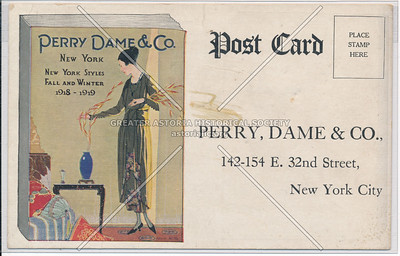 Perry Dame & Co, 142 E 32 St, NYC (1918)