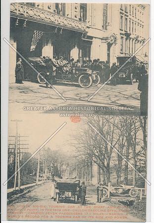 Lozier Touring Car, 1909 One-Gallon Gasoline Efficiency Contest