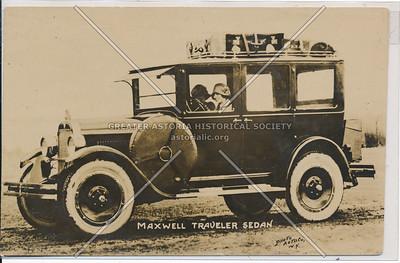 Maxwell Traveler, Colt-Stewart, B'way & 59 Sy, NYC