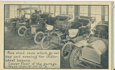YMCA: Story of Automobile Instruction
