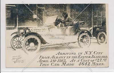 Saxon Auto in NYC