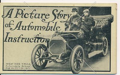 YMCA: Story of Automobile Instruction