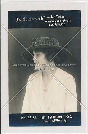 Mme Reiss Hat (1917)