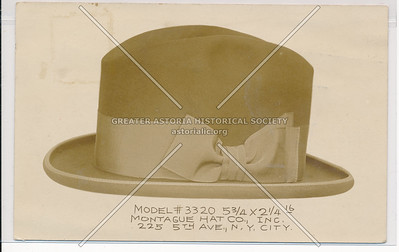 Motegue Hat Co, 225 5 Ave, NYC