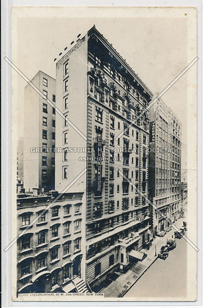 Hotel Collingwood 45 W 35th St, New York City