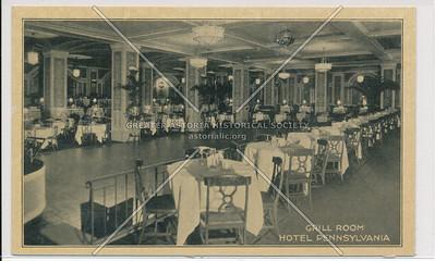 Hotel Pennsylvania, New York