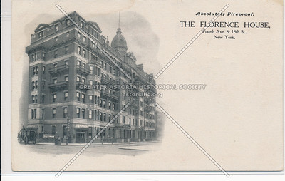 The Florence House, 4 Av & 18 St, NYC