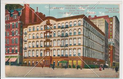 Everett House, 17 St & 4 Av, NYC