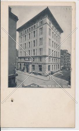Mills Hotel #2, NYC
