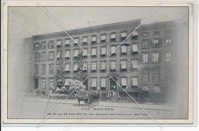 The Madison, 49-53 E 21 St, NYC