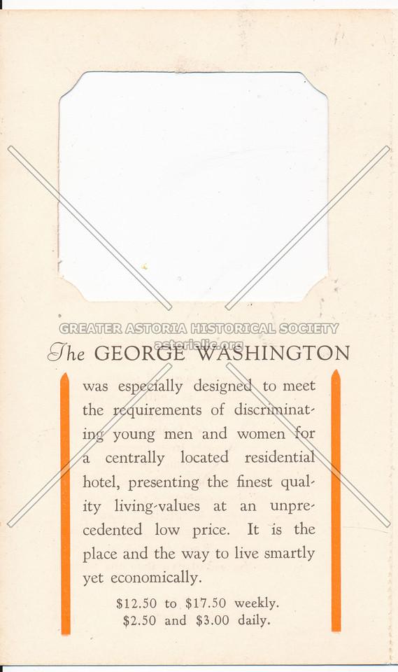 The George Washington, NYC