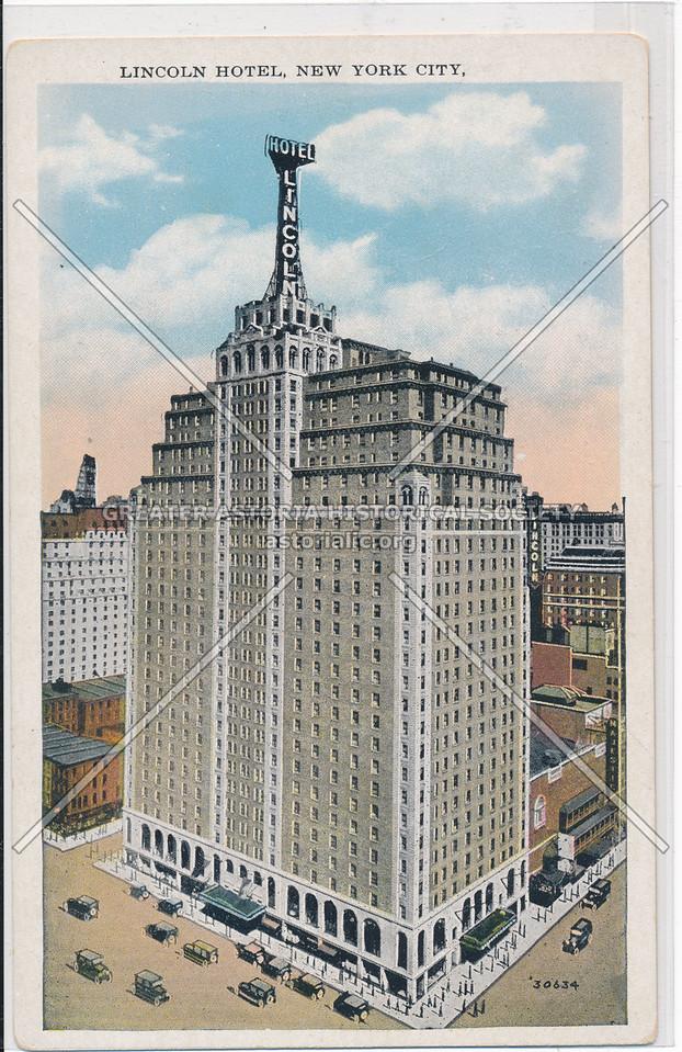 Lincoln Hotel, New York City
