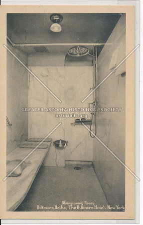 Biltmore Baths, Biltmore Hotel, NYC