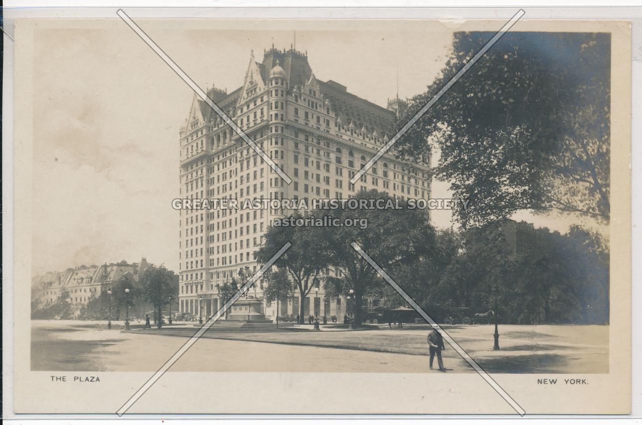 The Plaza, New York