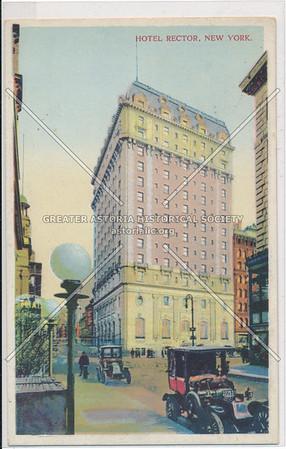 Hotel Rector, New York