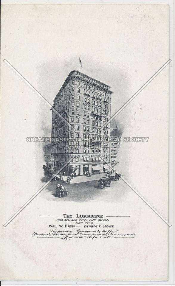 The Lorraine, NYC
