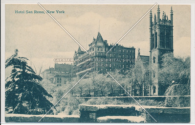 Hotel San Remo, New York