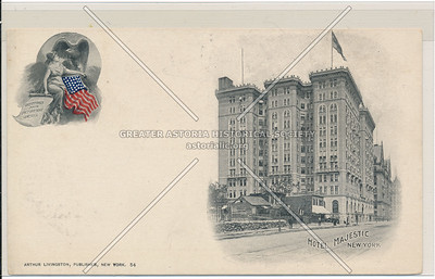 Hotel Majestic, New York