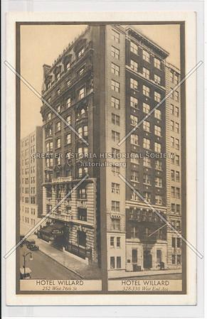 Hotel Willard, New York