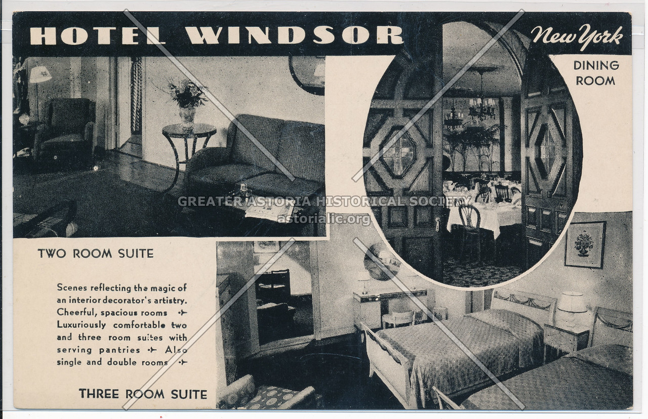 Hotel Windsor, New York City
