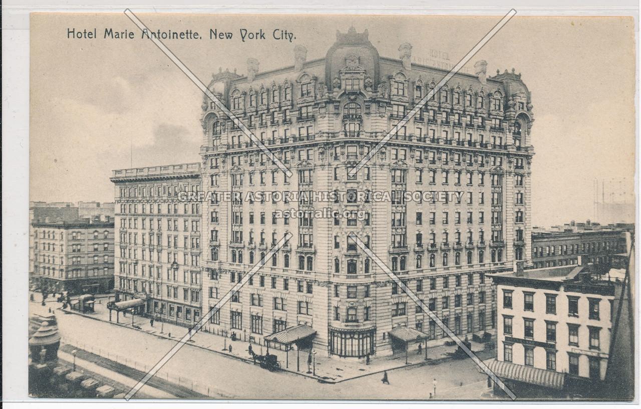 Hotel Marie Antoinette, New York City