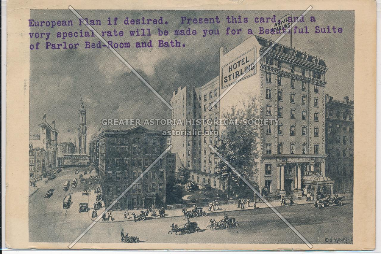 Hotel Stirling, New York City