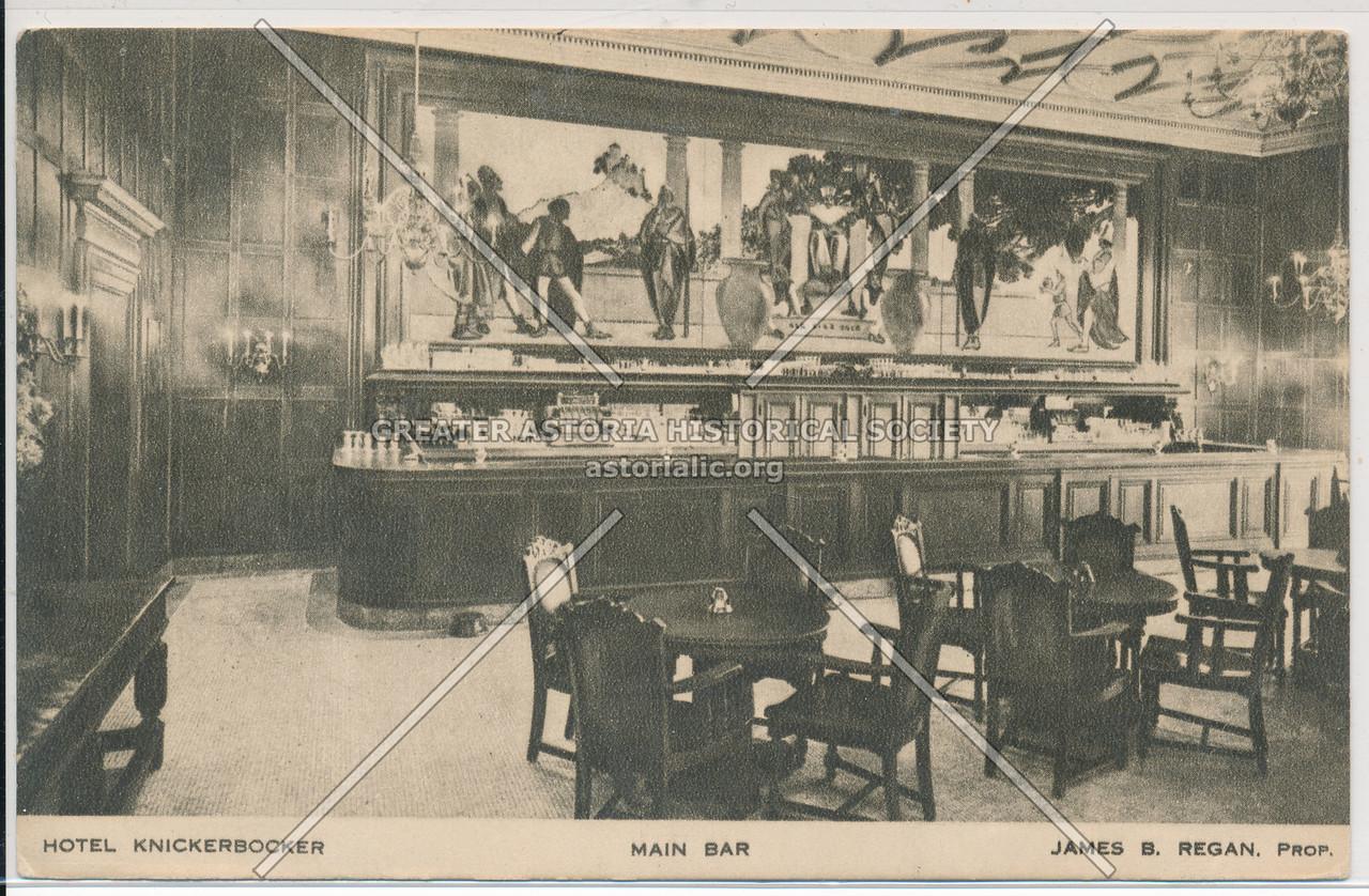 Hotel Knickerbocker, Main Bar