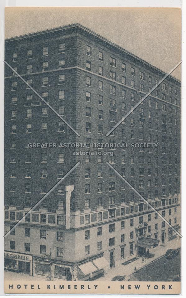 Hotel Kimberly, New York