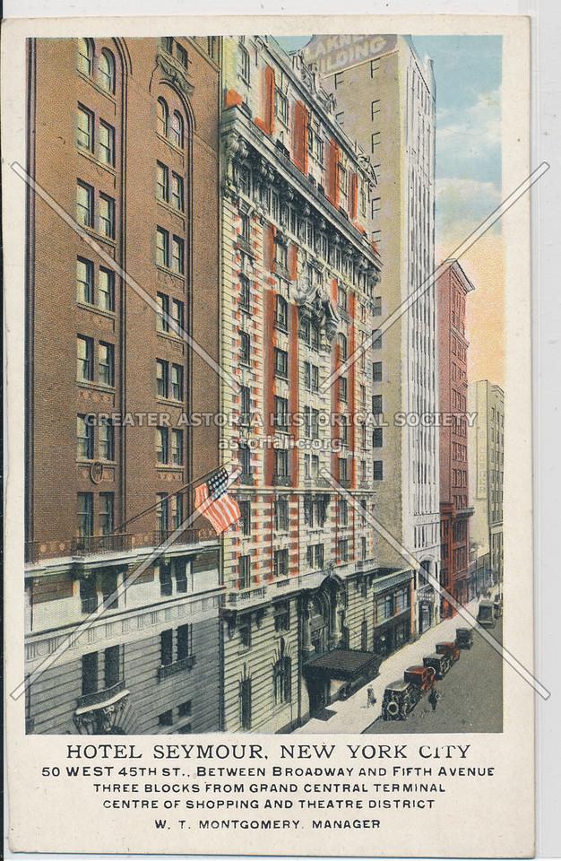Hotel Seymour, New York City