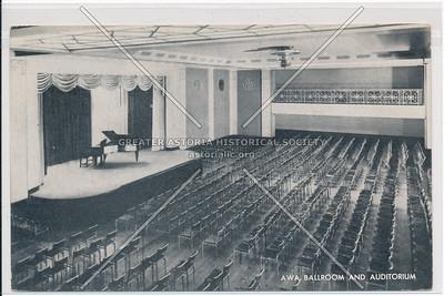 AWA Ballroom and Auditorium
