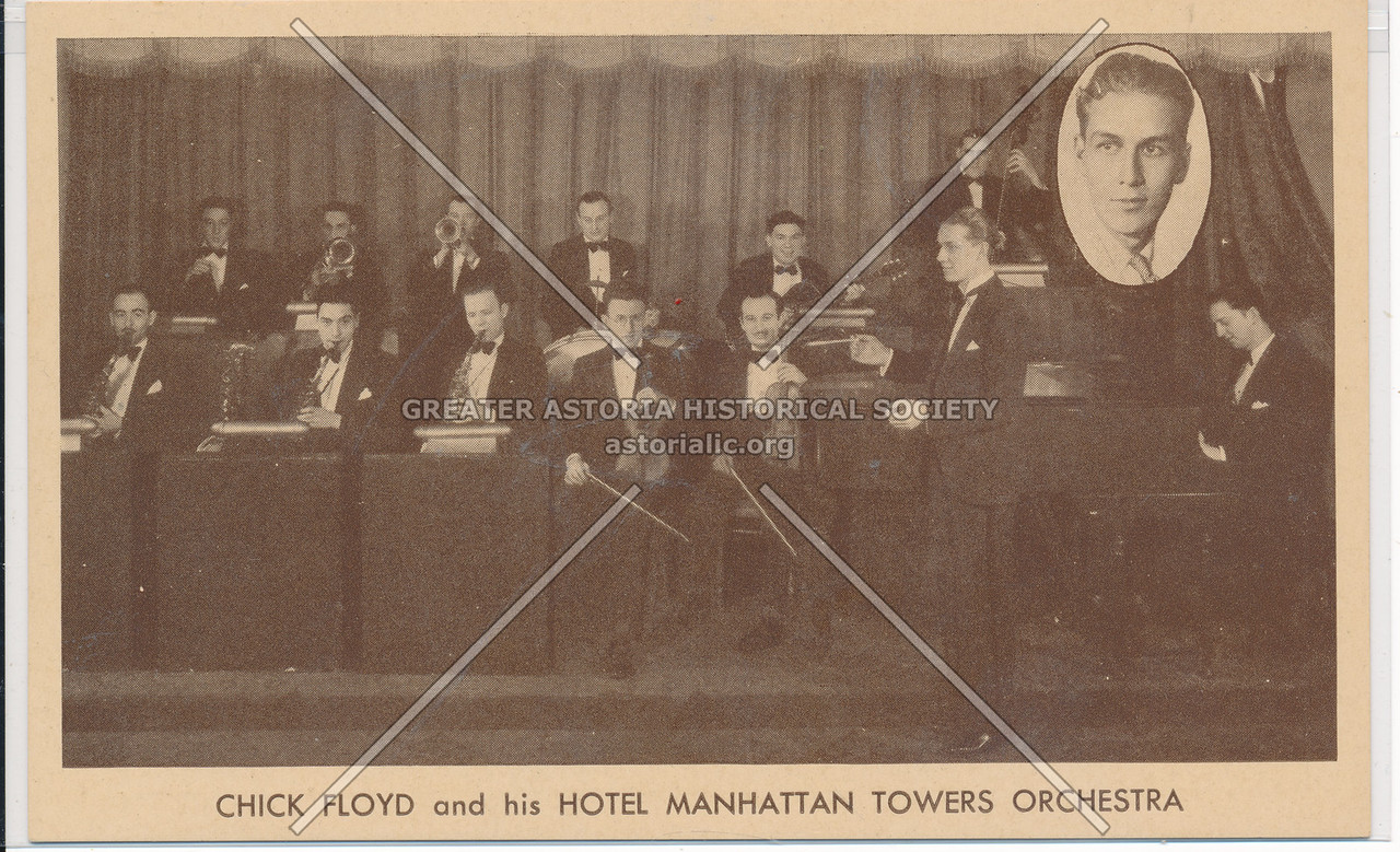 Chick Floyd and his Hotel Manhattan Towers Orchestra