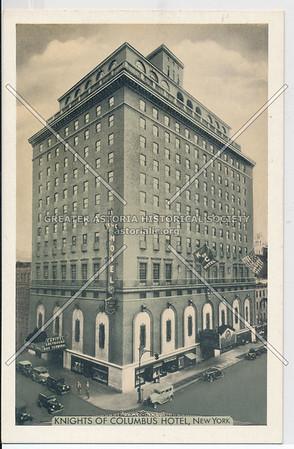 Knights of Columbus Hotel, New York