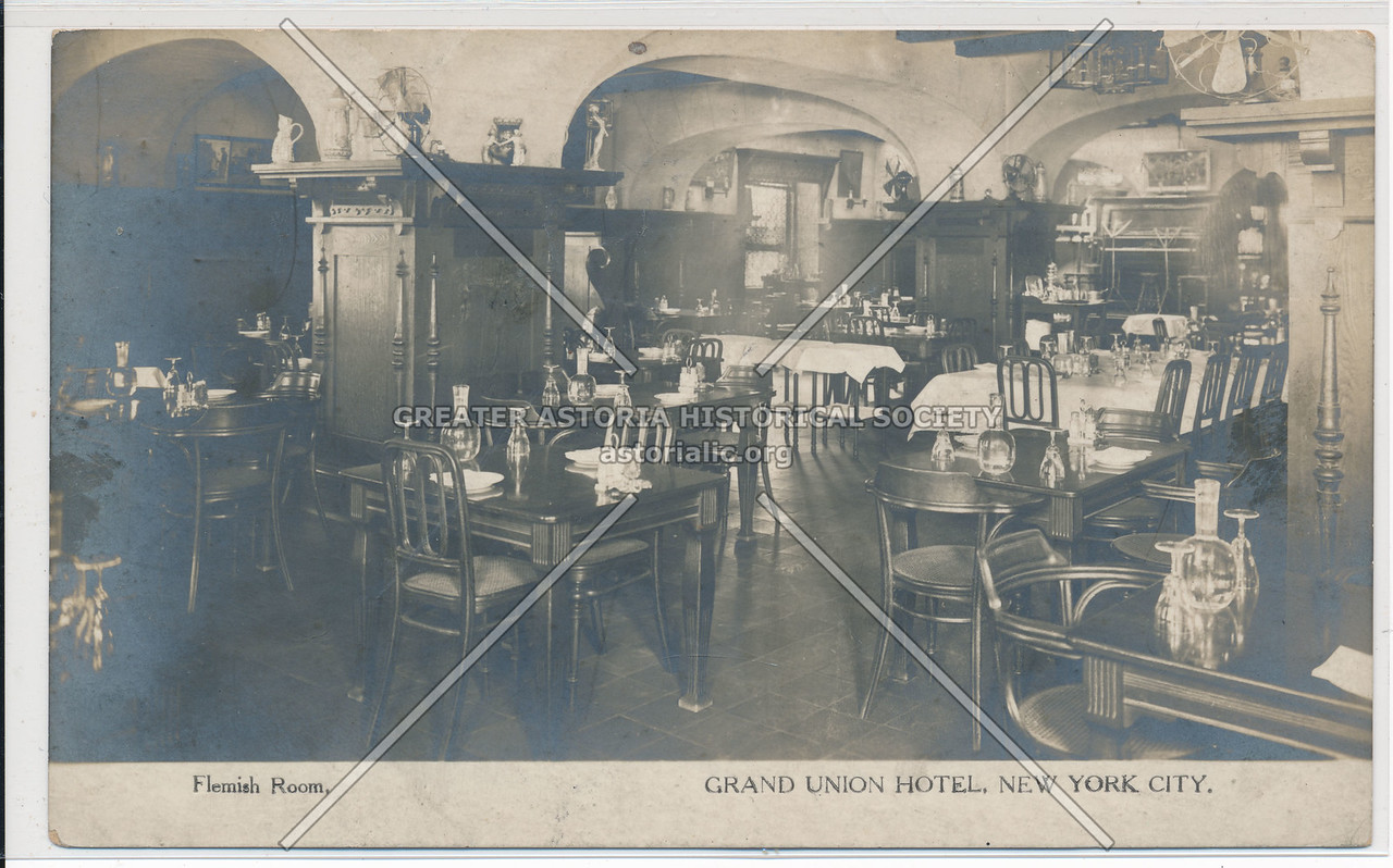 Grand Union Hotel, New York City