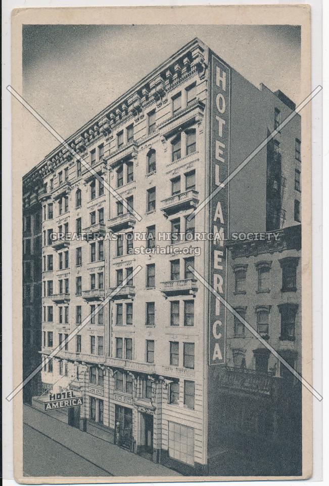 Hotel America, NYC