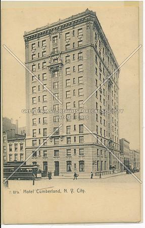 Hotel Cumberland, NYC