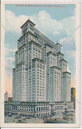 Hotel Commonwealth, New York City