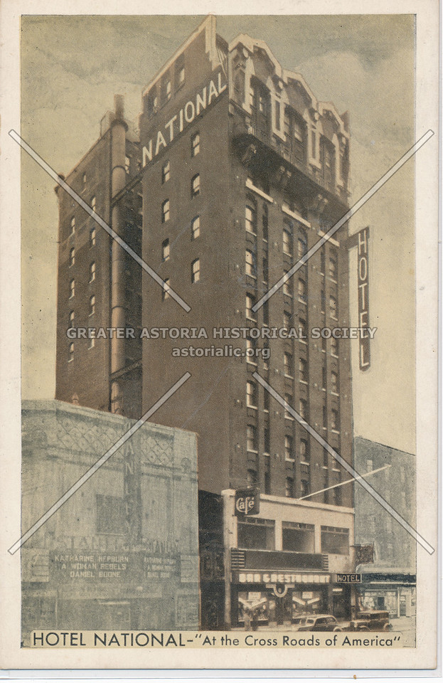 Hotel National, 42 St & 7 Ave, NYC