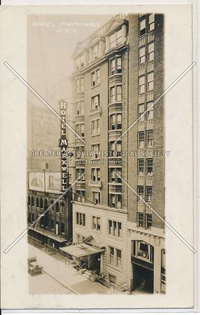 Hotel Markwell, NYC