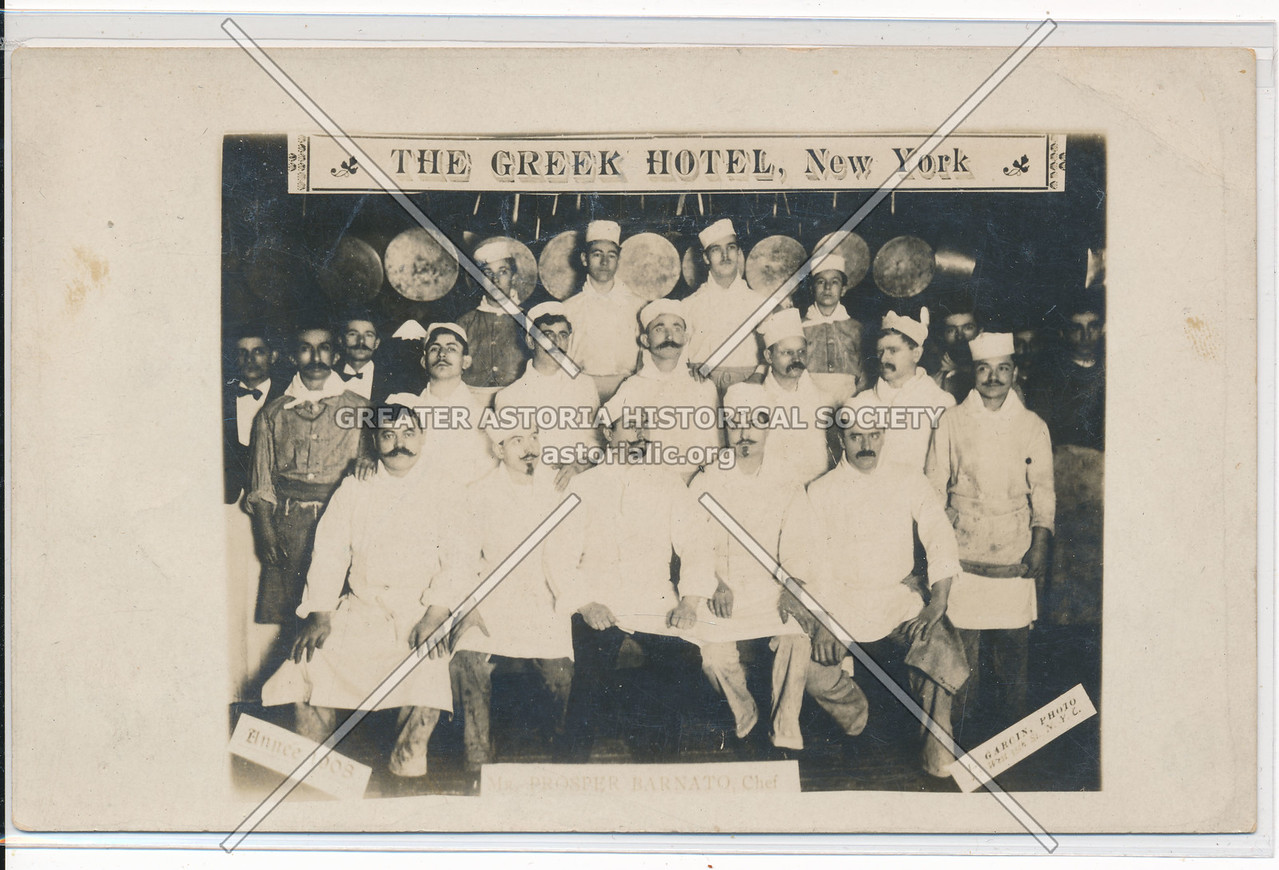 The Greek Hotel, New York City
