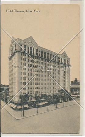 Hotel Theresa, New York