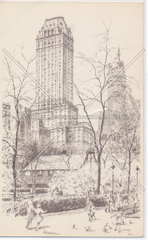 Hotel Pierre-Fifth Avenue at 61st Street, New York 21, N.Y.