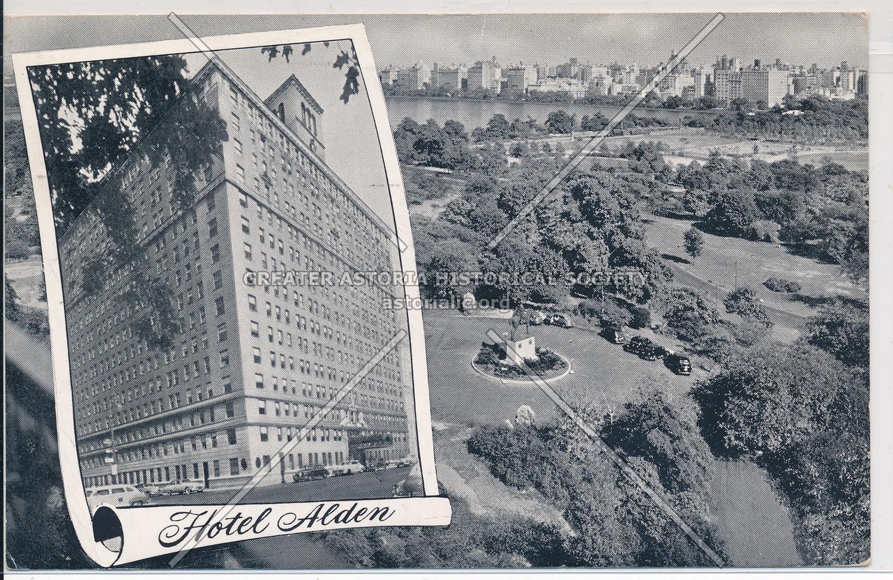 Hotel Alden, New York