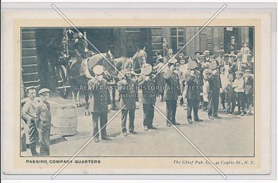 Passing Company Quarters, New York City