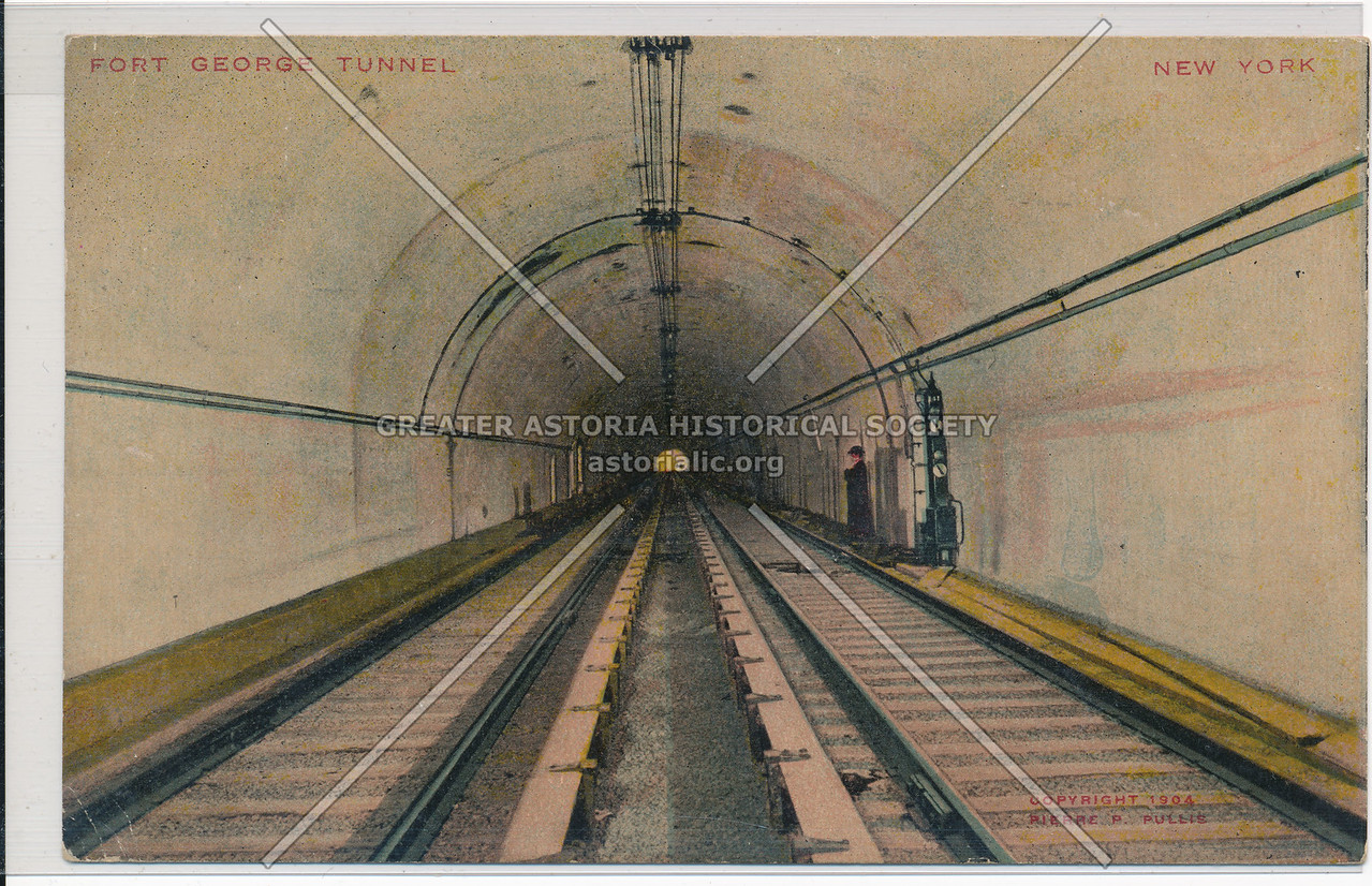 Fort George Tunnel, New York City