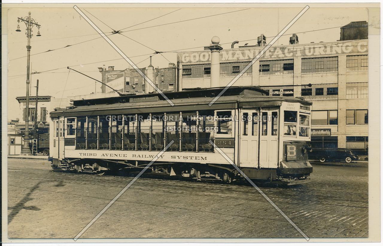 Third Avenue Railway System, NYC
