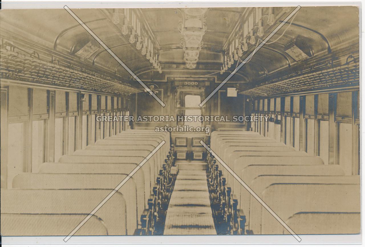 New York City Classic Omnibus Interior