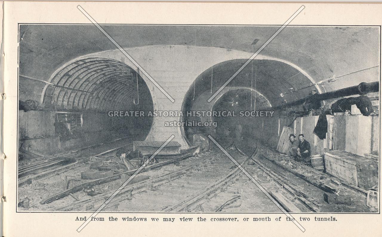McAdoo System Railway Crossover