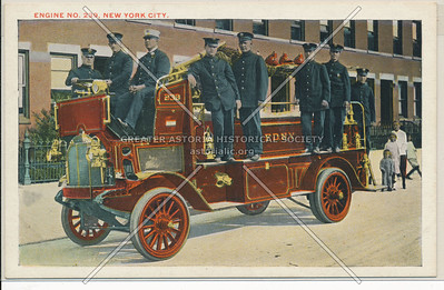Engine No. 239, New York City Fire Department