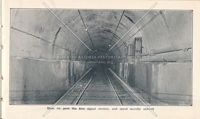 McAdoo System Signal Station and Tunnel